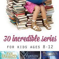 美国老师开出的30本8-12岁孩子该读的优秀系列书单
