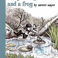 无字书的阅读方法-以 A Boy , A Dog and A Frog 为例