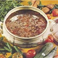 冬日料理——接地气的Chorba Hamra