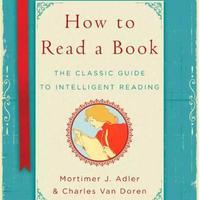 如何读一本书