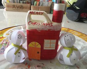 圣诞亲子手工2 一