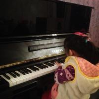 学习钢琴第一天