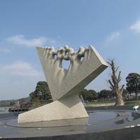 阿宝哥游月湖雕塑公园