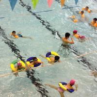 暑假学游泳(三)