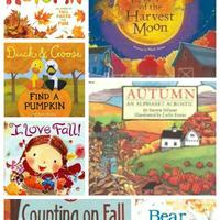 14 Cozy Kids Books that Celebrate Fall庆祝秋天的原版绘本让孩子感受得到秋高气爽