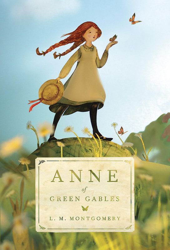 事 经典名著 绿山墙的安妮