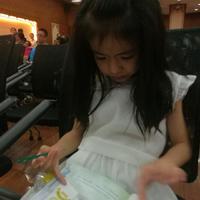 那些被女儿用来阅读的碎片时间
