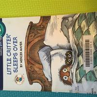 Step Into Reading 2: Little Critter Sleeps Over